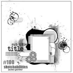 Sketchabilities #100