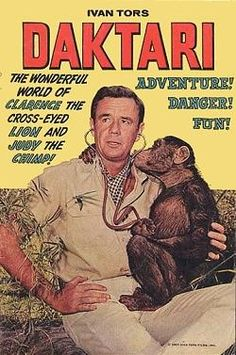 Daktari is an American children's drama series that aired on CBS between 1966 and 1969. The series, an Ivan Tors Films Production in association with MGM Television, stars Marshall Thompson as Dr. Marsh ... Wikipedia