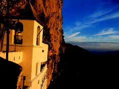 Montenegro - Monastery Ostrog