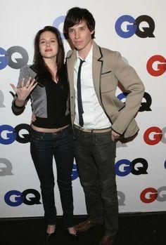 Eddie with Kristen Stewart