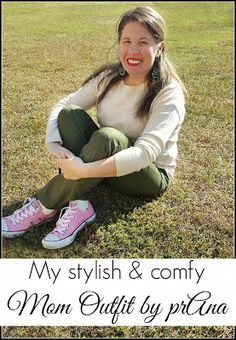 My stylish and comfy Mom Outfit from prAna clothing! @prana #OOTD