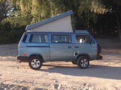 0a4b1064f7 1989 VW Vanagon Westfalia Camper w  Tiico Conv –  10