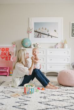 """When I found out I was pregnant, I immediately thought about Glitter Guide and how we wouldn't suddenly begin posting a ton of baby content. But what surprised me was how many of you wanted to know…"