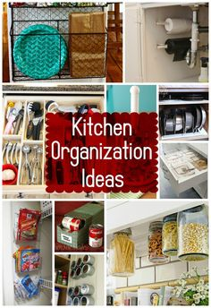 I may or may not be a bit of a procrastinator, and lately I've been holding off on organizing my kitchen. It's only a tad messy at the moment! I've been trying to find different ways to clean my kitchen while adding some nice and cute touches to it, and I finally found some! I can …