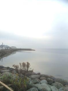 Shores of lake Vättern, Jönköping, Sweden
