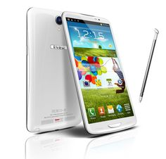 "INEW i6000: Smartphone Android 4.2 MTK 6589T Quad-Core 6,5"" HD Display 1,5 GHz 13,0 MP Camera http://www.comebuy.com/kaufen/INEW-i6000/"