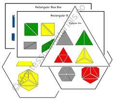 montessorimaterialsinternational — Constructive Triangles