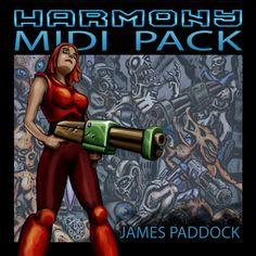 Harmony Midi Pack Soundtrack by James Paddock
