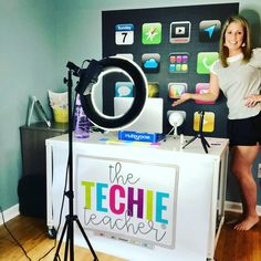 My Top 5 Filming Tips That Won't Cost a Dime: These no cost filming tips will hopefully help make teacher's instructional videos a bit more engaging. Online Classroom, Classroom Setup, School Classroom, Google Classroom, Classroom Websites, Teacher Office, Teacher Desks, Teacher Tips, School Events