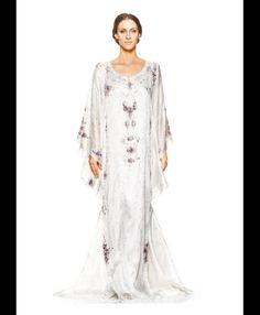 2555df31f7e4 Mauzan layered chiffon abaya