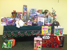 PRH #HolidayTraditon: Donate a toy that you would have liked as a child to Pullman Child Welfare #GenerosityInspires