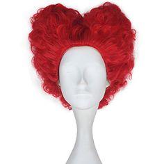Miss U Hair Alice Red Queen Wig Women Short Red Curly Mov... https://www.amazon.com/dp/B01C1EKI7M/ref=cm_sw_r_pi_dp_x_Af6SxbGPSQEB1