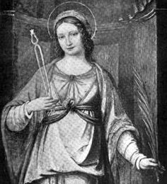 Saint Apollonia – The Patron Saint of Dentistry, by Henry A. Kelley. D.M.D.