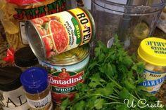 U-createcrafts.com salsa recipe