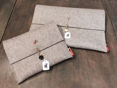 Laptop and iPad felt cover. Protected with style.
