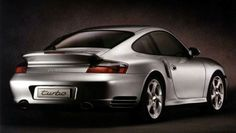 2000 Porsche Turbo 911 (996) - had a poster of this car on the wall of my room for the longest time.