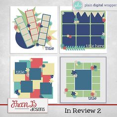 In Review 2 Templates by FranB Designs - https://www.plaindigitalwrapper.com/shoppe/product.php?productid=15057