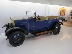 Peugeot - 177 B Torpedo Cabriolet - 1924 Motor, Peugeot, Antique Cars, Antiques, Vehicles, Vintage Cars, Antiquities, Rolling Stock, Antique