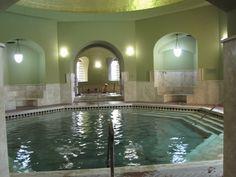 Saját Otthon Projekt: Turkish spa in Eger