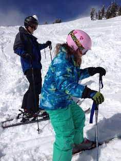 The Back to Ski pros have plenty of good advice for families who want to ski together.