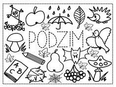 Pro Šíšu: Období PODZIM Crafts For Kids, Preschool, Snoopy, Fall, Montessori, Fictional Characters, Decor, Autism, Crafts For Children