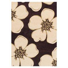 Alfombra Poppy de Oriental Weavers, marrón