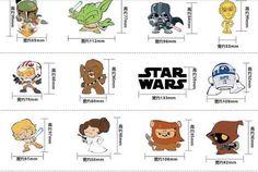 Resultado de imagen para bolsas de dulces de star wars