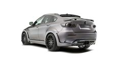 Hamann Motorsports BMW X6