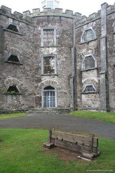 The old Cork city jail, Cork, Ireland