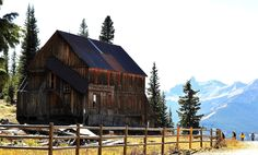 Boarding house, Alta, Colorado