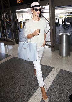 Rosie Huntington-Whiteley nails every look.