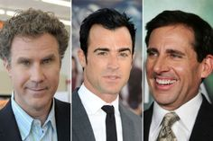 Justin Theroux will do directorial debut with WB, the comedy Swear to God which star Will Ferrell and Steve Carell