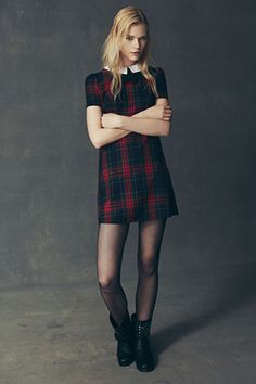 Primark Fall/Winter 2013-2014 Lookbook  #primark #tartan