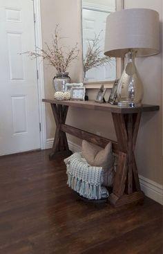 41 Awesome Rustic Farmhouse Living Room Decor Ideas