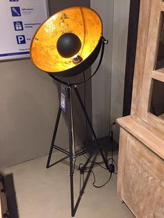 Golden Sun lamp