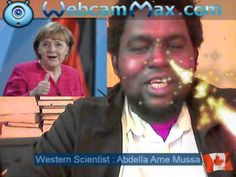 Angela Merkel I hope for you win elections ---Abdella Ame Mussa