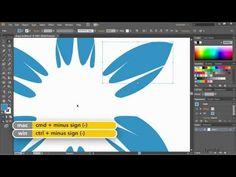 Illustrator CC tutorial: Working with the Shape Builder tool | lynda.com - YouTube