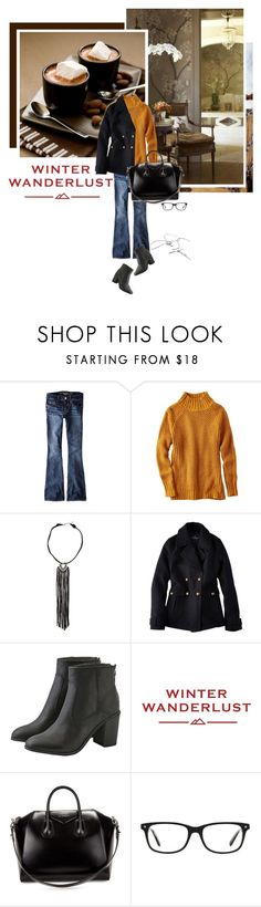 """""""Winter Wanderlust with American Eagle: Contest Entry"""" by s-thinks ❤ liked on Polyvore featuring American Eagle Outfitters, Givenchy, Kensington Road, aeostyle, winter2015 and winterwanderlust"""