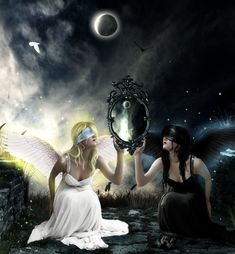 Mirror of Good and Evil