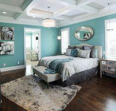 blue Wall Color Ideas