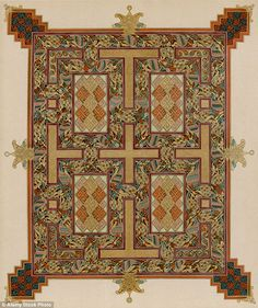 Legacy: The Lindisfarne Gospels, now in the British Library, are the best-known product of the community