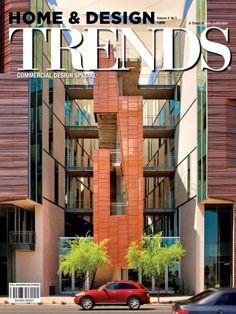 Home & Design Trends Vol. 4 No. 2 Issue- Building Conversation  #HomeandDesignTrends #ArchitectureTrends #IndianArchitecture #ebuildin