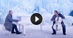 You Just Have to Listen to This Mind-Blowing Mix of Vivaldi's 'Winter' and Frozen's 'Let It Go'