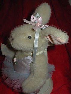 * 1991 Hoppy vanderHare~ Ballerina  in Ballet Tutu