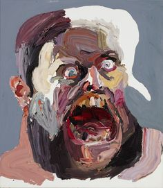 Self Portrait (Monster) by Ben Quilty | Ocula