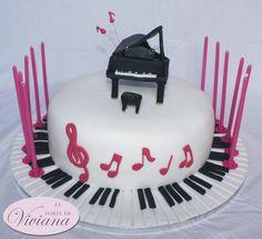 Torta musica e pianoforte