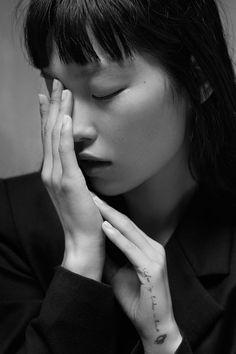 Publication: Models.com Models: Kiko Arai, Huan Zhou, Gao Jie, Manami Kinoshita, Zuoye Photographer: Hao Zeng Stylist: Connie Berg