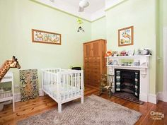 Australian nursery from our Home Ideas collection.