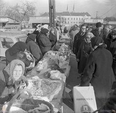 Marx téri piac '78