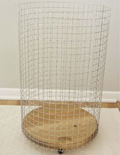 Wire hamper tutorial | matsutake